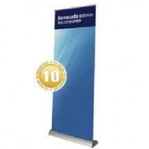 Barracuda - Roller Banner Stand