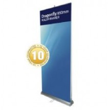 Dragonfly - Roller Banner Stand