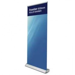 Frontier - Roller Banner Stand