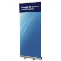Mosquito - Roller Banner Stand
