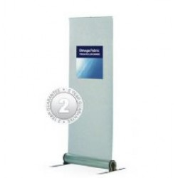 Omega Fabric - Roller Banner Stand