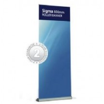 Sigma - Roller Banner Stand