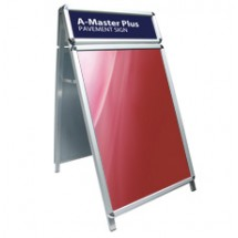 A-Master Plus - Pavement Sign