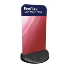 Eco-flex - Pavement Sign