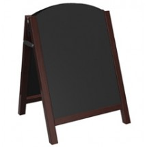 Premier Wooden Chalkboard - Pavement Sign