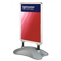 Sightmaster 2 - Forecourt Sign
